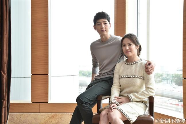Song Joong Ki va Song Hye Kyo xac nhan ket hon vao thang 10 nam nay