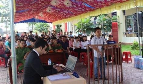 Hung thủ cán chết chiến sĩ CSGT lãnh án 6 năm tù