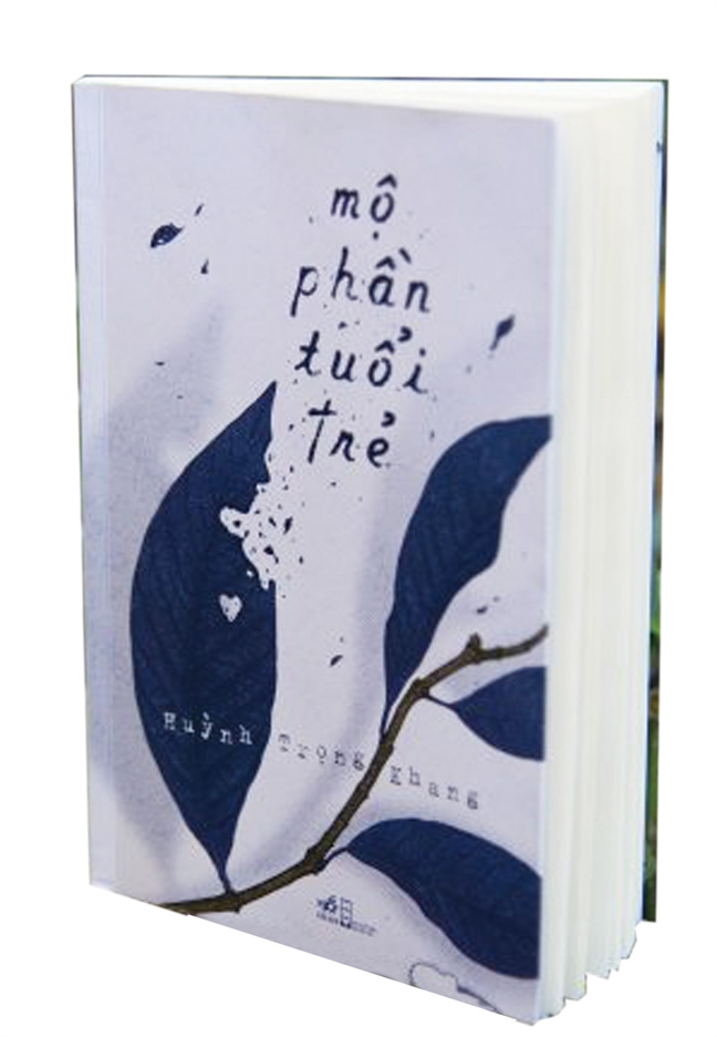 Cay but tre Huynh Trong Khang: Viet ra moi thay minh het no