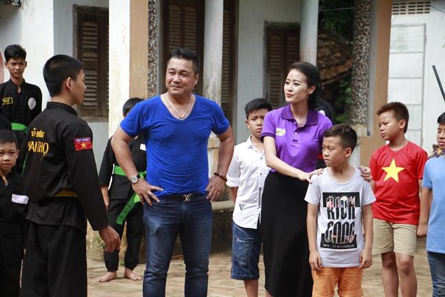 Sau 10 nam, Ly Hung ve Binh Dinh de mua vo Tay Son