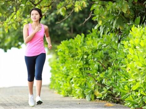 Học cách đi bộ đúng để giảm cân siêu nhanh