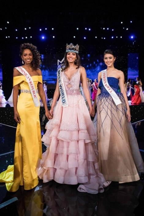 Hoa hậu Thế giới 2017 sẽ tổ chức ở 2 quốc gia