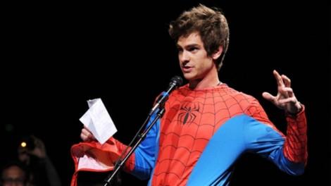 'Người nhện' thừa nhận mình có thể quan hệ với người đồng giới
