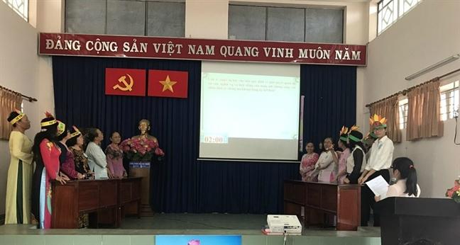 Quan Thu Duc: Soi noi hoi thi 'Tu van vien – Hoa giai vien co so gioi'