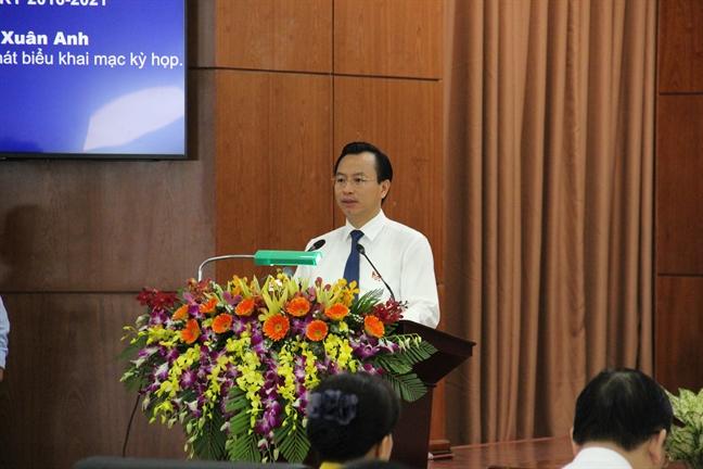 Bi thu Nguyen Xuan Anh: Co tinh trang can bo so tiep xuc bao chi