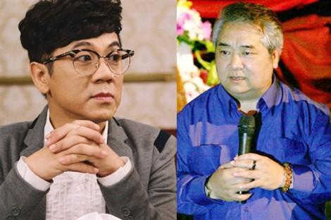 NSƯT Thành Lộc 'nhắc nhẹ' nghệ sĩ Khánh Hoàng?