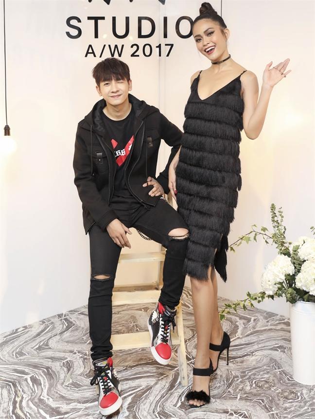 BST Thu Dong 2017 H&M thu hut voi phong cach thanh thi