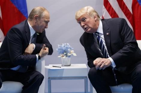 Cuộc gặp Trump-Putin thành công 'ngoài tưởng tượng'