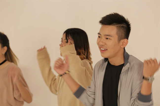 Thanh Bui: Toi may man moi gap duoc Ngoc Duy