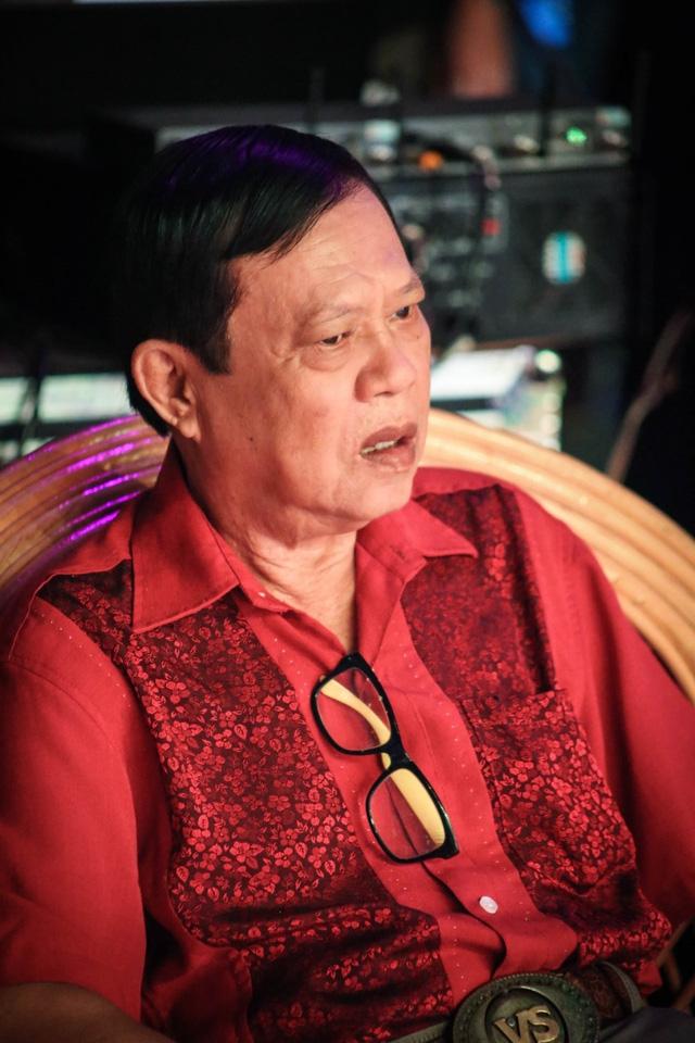 Nhac si Vinh Su: 'Toi khong co y boi bac Hoai Linh'
