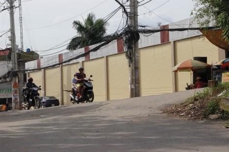 P.Thạnh Xuân, Q.12, TP.HCM: Làm đường ẩu, gây họa cho dân