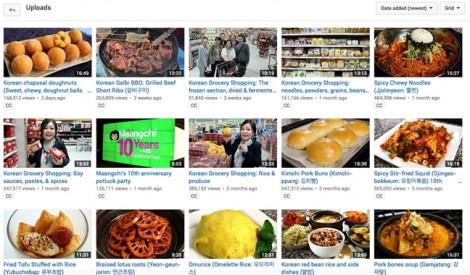 'Bí kíp' học nấu thêm món ăn mới qua YouTube
