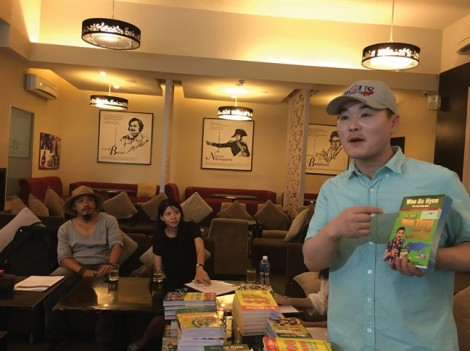 Vụ tác giả Hàn Quốc đến Việt Nam kiện bản quyền: Dây dưa chỉ thêm mất uy tín