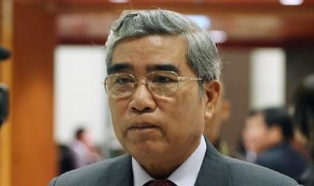 Nguyen Bi thu tinh uy Thua Thien - Hue Ho Xuan Man chua tung duoc ket nap dang?