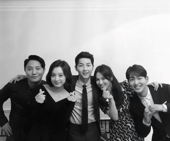 Song Joong Ki va Song Hye Kyo da dinh hon trong bi mat