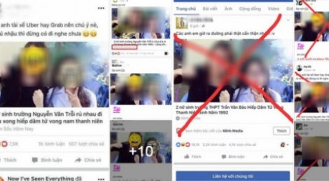Chuyên gia bày cách thoát khỏi cú sốc tâm lý khi bị vu khống trên Facebook