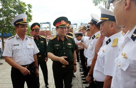 Đại tướng Ngô Xuân Lịch: Quân đội tham gia làm kinh tế là hội nhập quốc tế