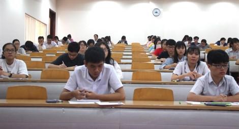 Nhiều trường đại học có ngưỡng xét tuyển bằng 'sàn'