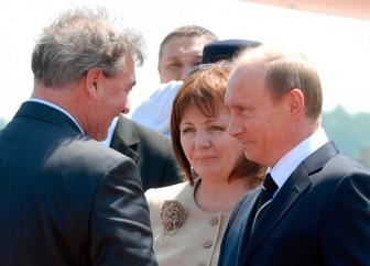 Cuộc sống bí ẩn của vợ cũ Tổng thống Nga Putin