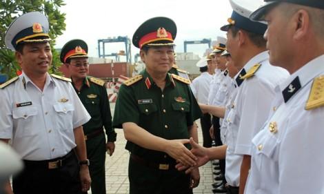 Đại tướng Ngô Xuân Lịch nói về sân golf Tân Sơn Nhất và Long Biên