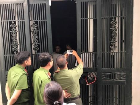 Cháy nhà trong đêm ở Hà Nội, cả gia đình 4 người tử vong