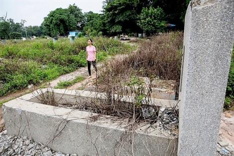 Bán đấu giá đất nghĩa trang Bình Hưng Hòa làm dự án nhà ở, trung tâm thương mại