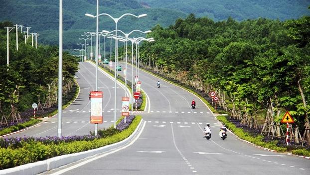 Chiem nguong 'Khu du lich hang dau Viet Nam' qua anh