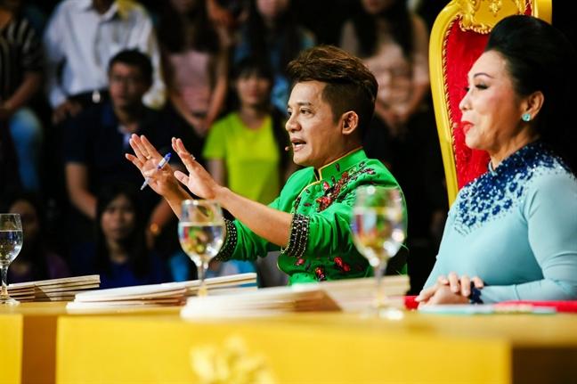 Thai Chau chinh Luong Bang Quang vi thai do ngao man tren san khau