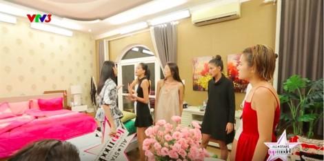 Lại cắt cảnh thí sinh đánh nhau tại 'Vietnam's Next Top Model'