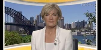 Ngoại trưởng Australia thích được ông Trump khen về 'vóc dáng'?