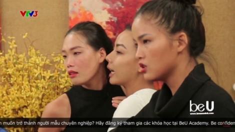 Trách nhiệm của VTV ở đâu khi người mẫu công khai 'choảng' nhau trên sóng truyền hình?
