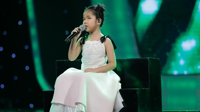 Minh Hien - Vietnam Idol Kids: Minh chung cho su thuong cam cua khan gia?