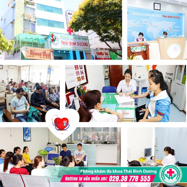 Da Khoa Thai Binh Duong – giai toa noi lo benh phu khoa