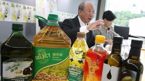 Hong Kong sốc vì scandal dầu ăn chứa chất gây ung thư