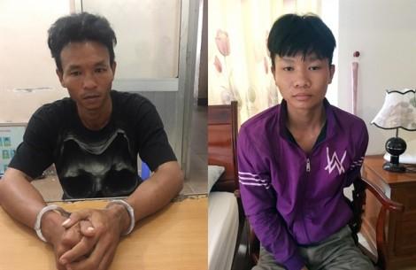 Bắt hai anh em ruột giết người cướp tài sản ở Sài Gòn