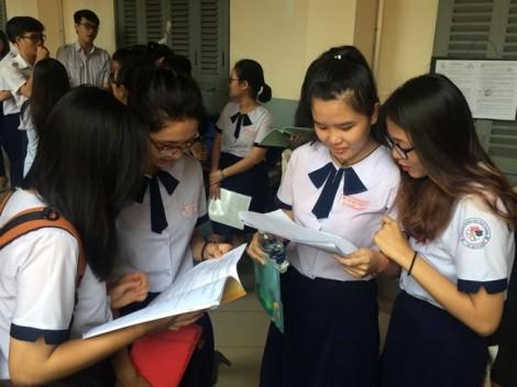 Trường ĐH Quốc tế, ĐH Quốc tế Sài Gòn công bố điểm xét tuyển