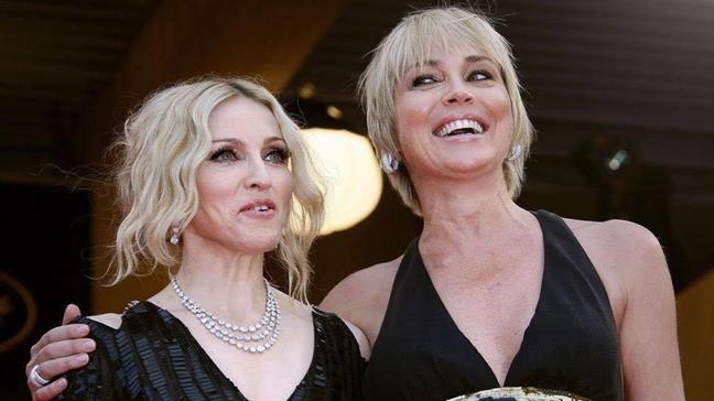 Tinh cu cua Madonna len tieng ve buc thu nu ca si che bai Whitney Houston