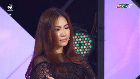 Lương Bích Hữu 'khóc như mưa' trên sóng truyền hình