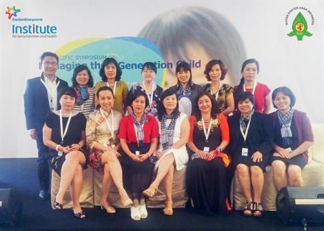 Hội nghị Dinh dưỡng Bali – Kiến thức mới về tiêu hóa, dinh dưỡng kết hợp thiên nhiên và khoa học