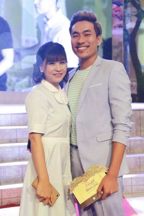 Cát Phượng phủ nhận chuyện đang mang thai với bạn trai Kiều Minh Tuấn