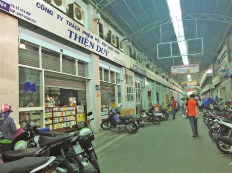 Thuốc giả bán công khai tại chợ thuốc lớn nhất Sài Gòn