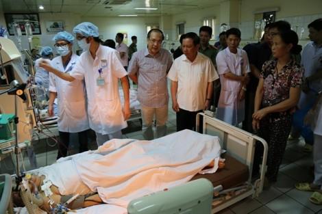 Vụ lọc thận 8 người tử vong: Hôm nay, đề xuất mức kỷ luật giám đốc bệnh viện