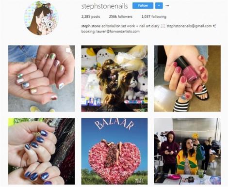 10 tài khoản Instagram chuyên vẽ móng nghệ thuật đẹp mê hồn