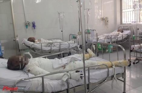 Bệnh nhân HIV tự thiêu còn 20kg muốn sống nhờ hành động dũng cảm của bác sĩ