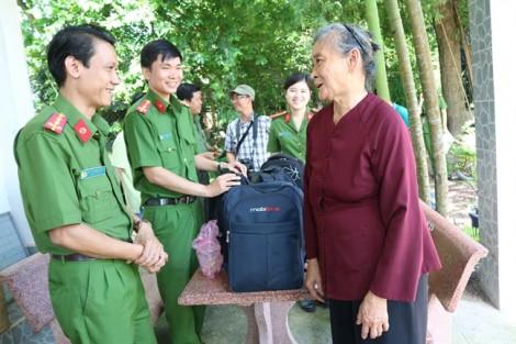 Hội Phụ nữ Công an TP.HCM: Nhiều hoạt động đền ơn đáp nghĩa
