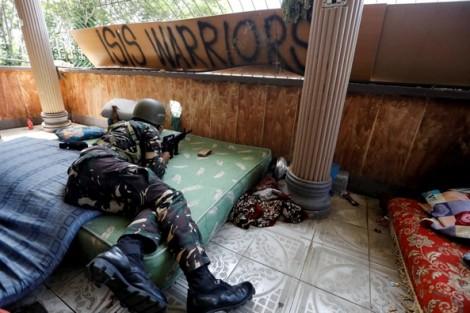 Philippines vẫn bị chân rết IS hoành hành