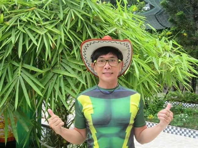 Ca si Le Tuan: Chuyen toi tu bo san khau cung... binh thuong thoi!