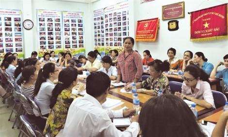 Diễn đàn hội viên góp phần  nâng chất hoạt động Hội