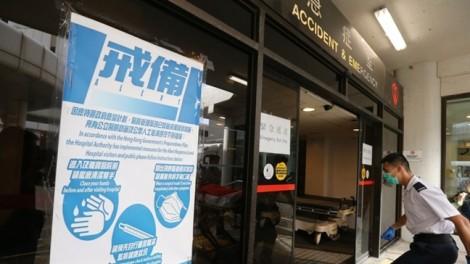 Một bệnh nhân bị viêm não Nhật Bản do truyền máu