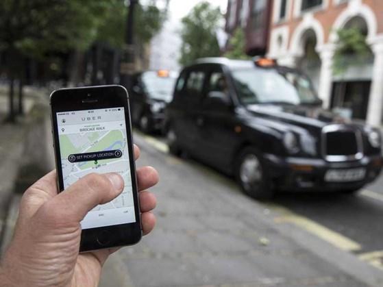 Taxi cong nghe co chiu chia se du lieu voi chinh quyen?